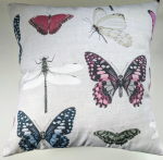"Cushion Cover in Next Photographic Butterfly 14"" 16"" 18"" 20"""